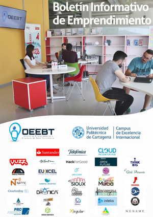 Boletín Informativo de Emprendimiento UPCT 2017