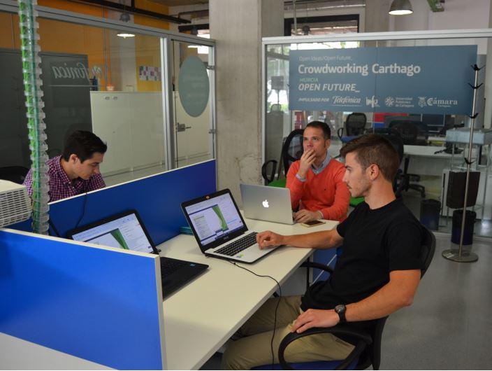 Abierta la inscripción hasta el 20 de marzo para emprendedores tecnológicos en el Crowdworking Carthago