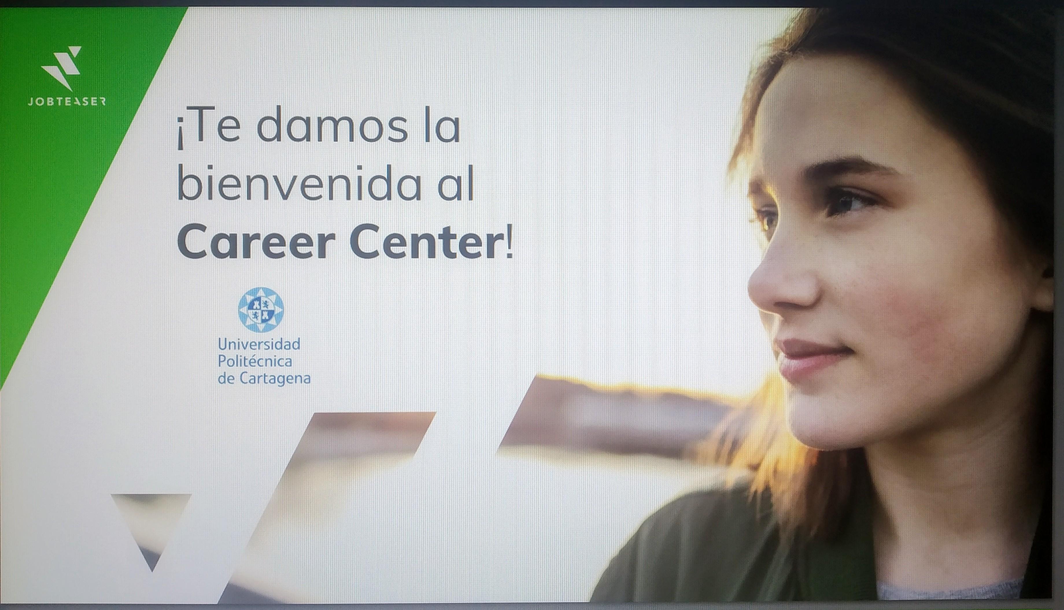 Career Center de Jobteaser