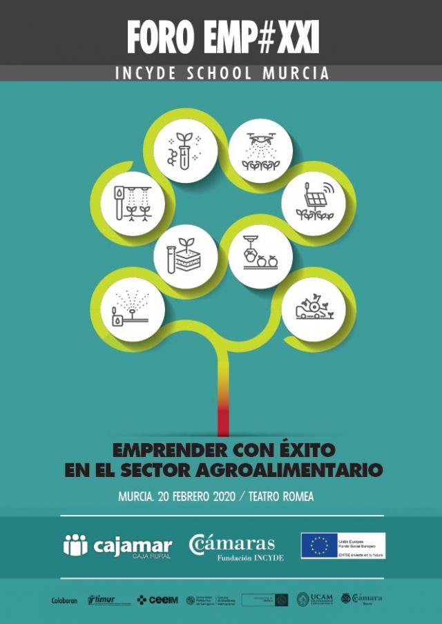 incyde-school-murcia-emp-xxi-emprender-con-exito-en-el-sector-agroalimentario